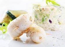 Ruloniki rybne z warzywami - ugotuj