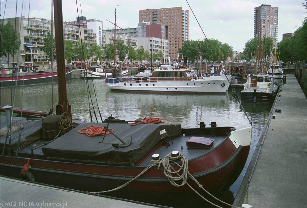Rotterdam - zdjęcie ilustracyjne