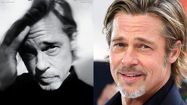 Brad Pitt w 'New York Times'
