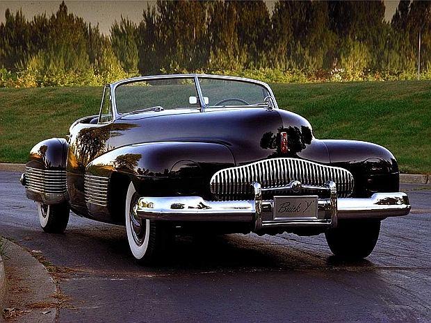 Buick Super Serie Model 50 był seryjnym odpowiednikiem Y-Job