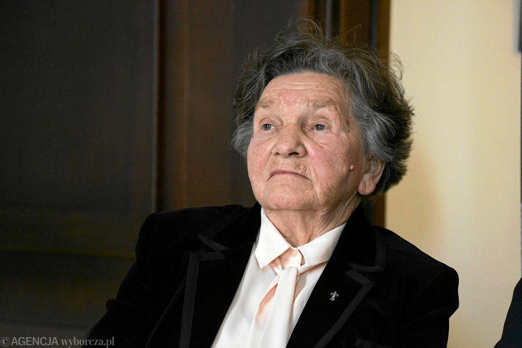 Wanda Traczyk-Stawska