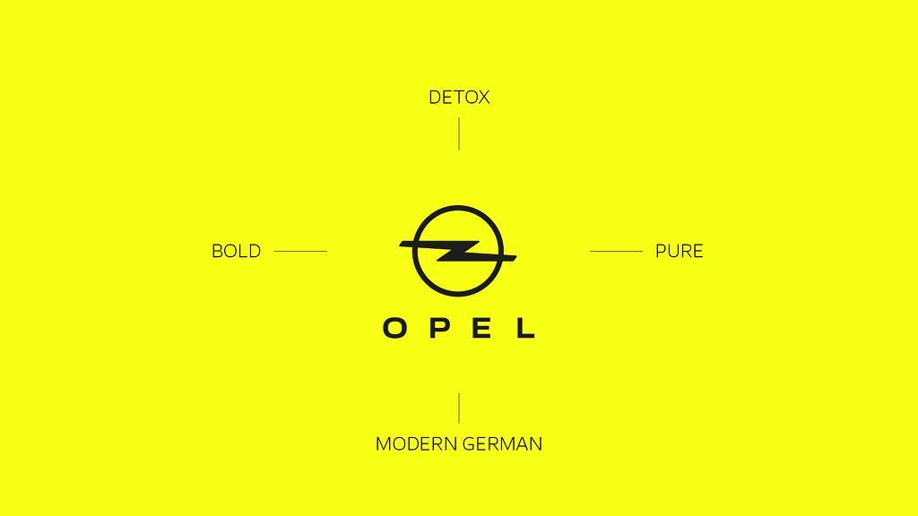 Opel nowe logo