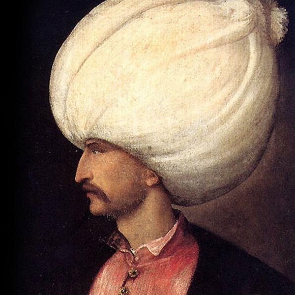 Sulejman Wspaniały Zakochany Sułtan