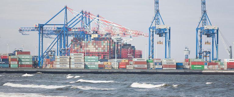 DTC ma być największy terminal kontenerowy na Bałtyku. Inwestycja za 2 mld zł