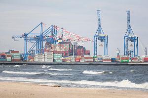 To ma być największy terminal kontenerowy na Bałtyku. PFR z partnerami zainwestują 2 mld zł