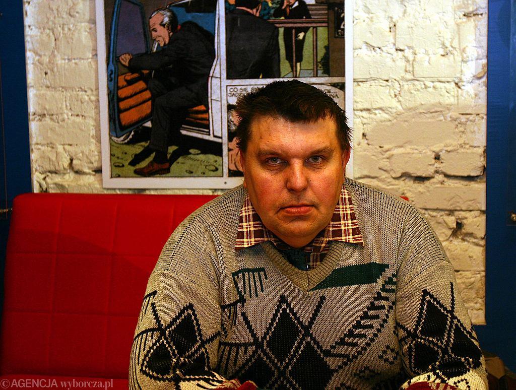 Krzysztof Kononowicz (zdjęcie ilustracyjne)