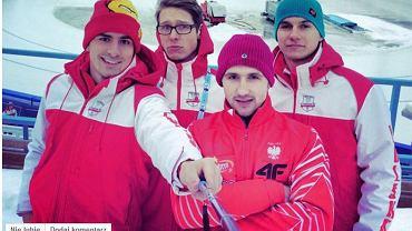 Polska reprezentacja w Ałmaty