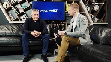 Jacek Zieliński i Dominik Wardzichowski w programie 'Dogrywka' w Sport.pl