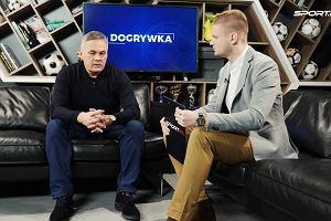"""Jest pomysł na współpracę Lewandowskiego i Piątka w reprezentacji. Jacek Zieliński w programie """"Dogrywka"""""""