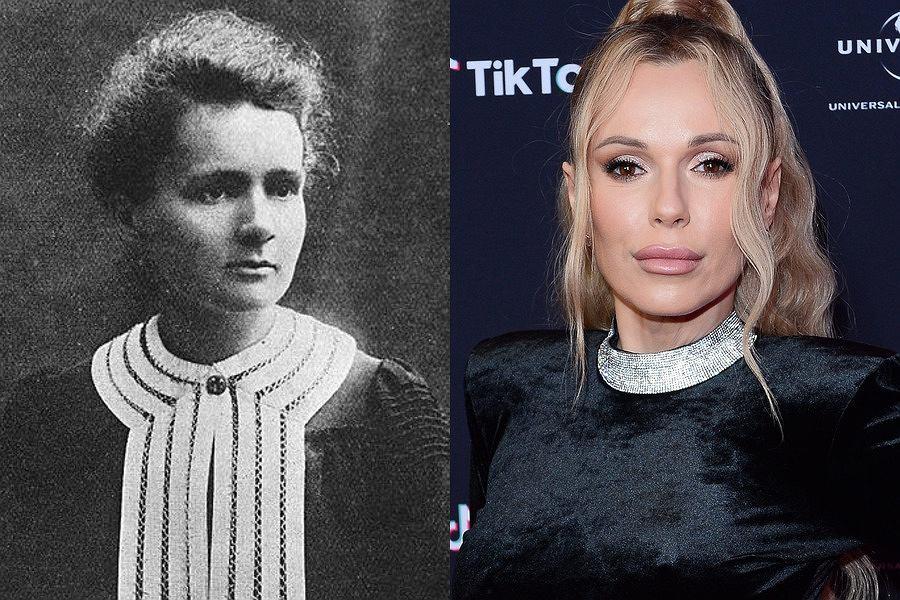 Maria Skłodowska-Curie, Doda