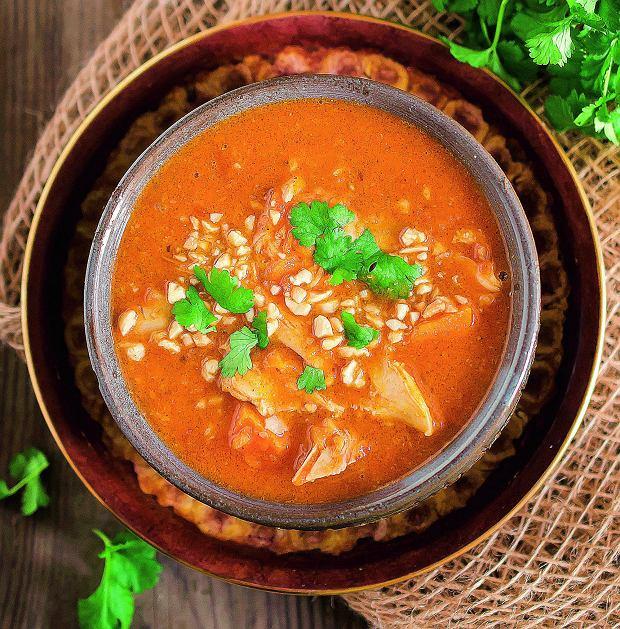 Zupa Z Batatów Wszystko O Gotowaniu W Kuchni Ugotujto