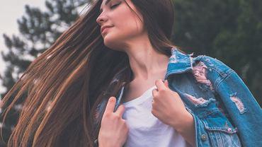 Długie i piękne włosy