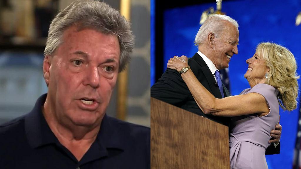 Bill Stevenson, Joe i Jill Bidenowie