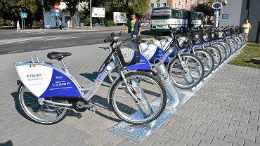 Magistrat zabiega o to, aby na radomskie ulice wróciły miejskie rowery