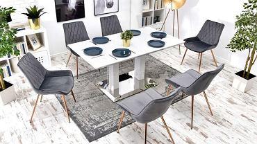 Najmodniejsze krzesła do jadalni z polskich sklepów.