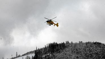 Akcja ratowników GOPR (zdj. ilustracyjne)
