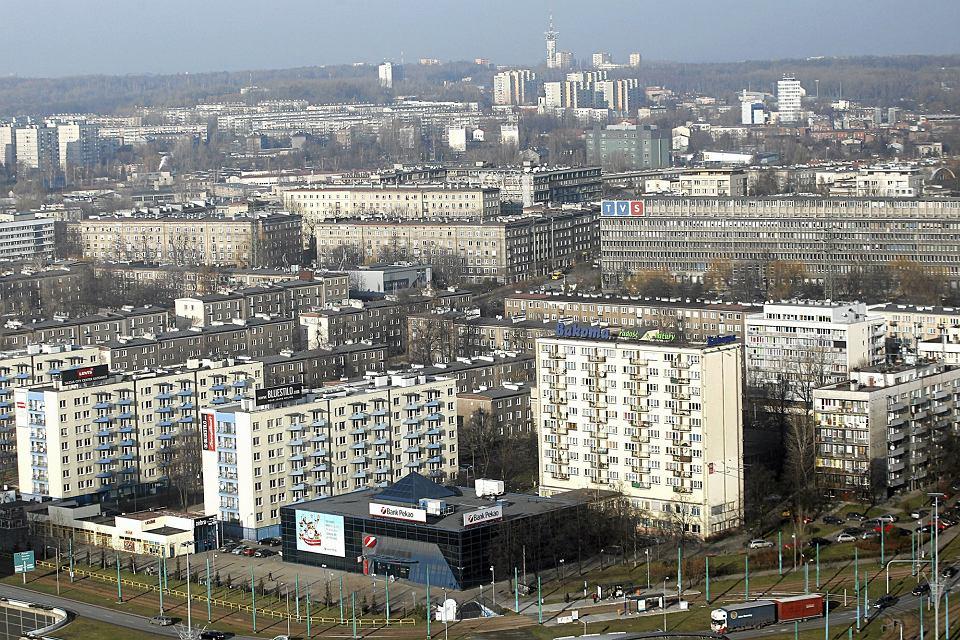 Katowice, osiedle Koszutka