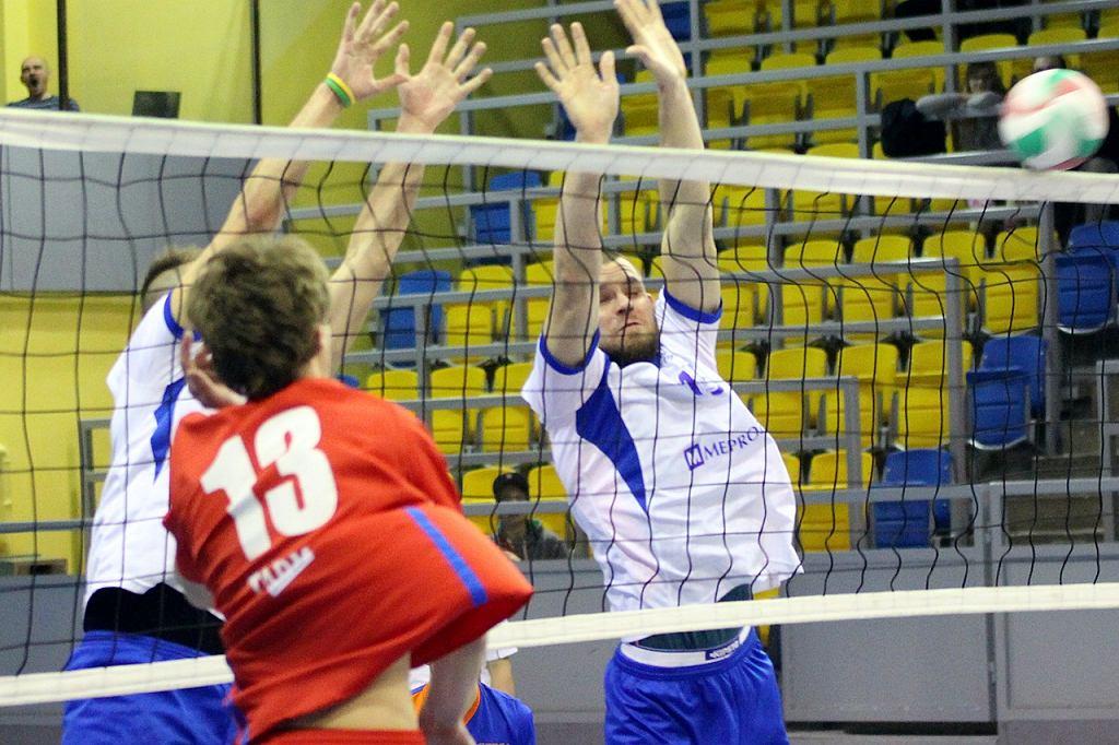 Druga liga siatkarzy: GTPS Gorzów - SPS Słupsk 3:0 (25:14, 25:14, 25:13)
