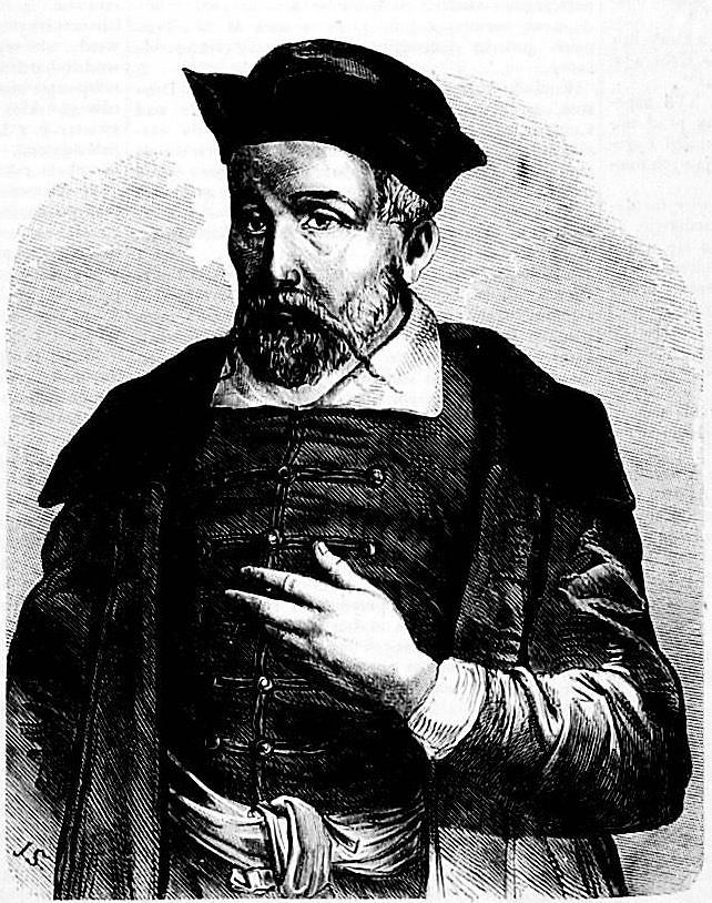 Michał Sędziwój, autor Łuszczkiewicz - Tygodnik Ilustrowany, 1862 / Domena publiczna