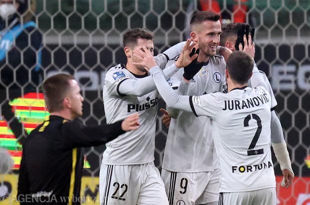 Legia Warszawa pisze do szefa polskich sędziów! Burza po meczu z Górnikiem