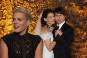 Busy Philipps, Katie Holmes oraz Tom Cruise