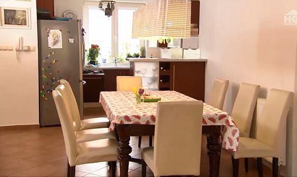 Mieszkanie Katarzyny Bosackiej w programie 'Zgłoś remont'
