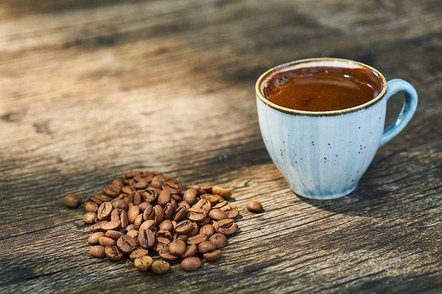 Najlepsza przedtreningówka? Zdecydowanie czarna kawa!