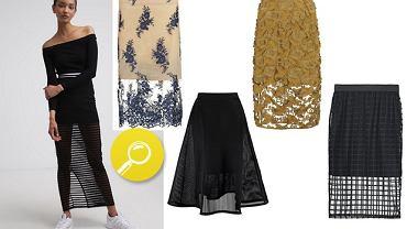 Transparentne spódnice - Top 5