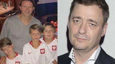 Jacek Rozenek podkreśla, że to on jest ojcem dzieci Małgosi