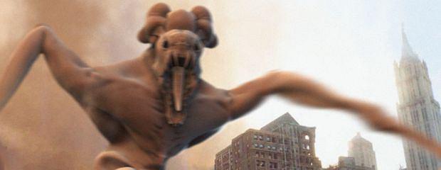 Gigantyczne kurki potworów