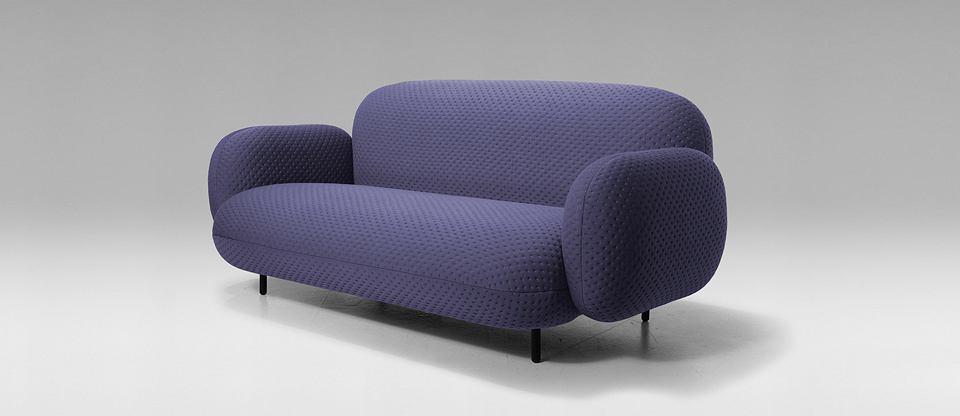 Fotel z kolekcji Macaroon