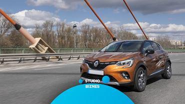 Renault Captur w Studiu Biznes