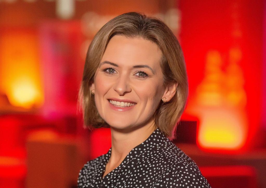 Kamila Cichocka, dyrektorka marketingu w Microsoft Polska
