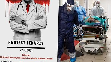 'Protest lekarzy'