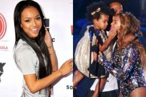 Karrueche Tran, Beyonce, Jay Z i Blue Ivy