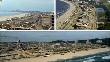 Kurort, który powstaje w Korei Północnej, miałby być gotowy w październiku 2019 roku