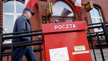 Skrytka pocztowa Poczty Polskiej