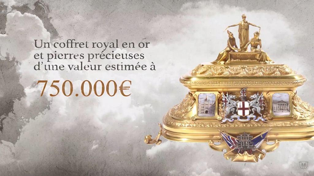 Malarz, historyk i pisarz przygotowali zagadkę dla poszukiwaczy skarbów. Nagrodą szkatułka warta 750 tys. euro.