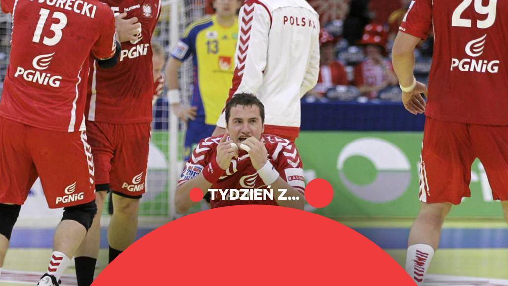 Szwecja - Polska na mistrzostwach Europy