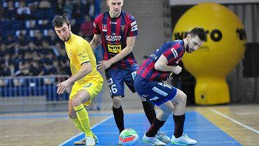 Pogoń 04 Szczecin wygrała z Nbitem Gliwice