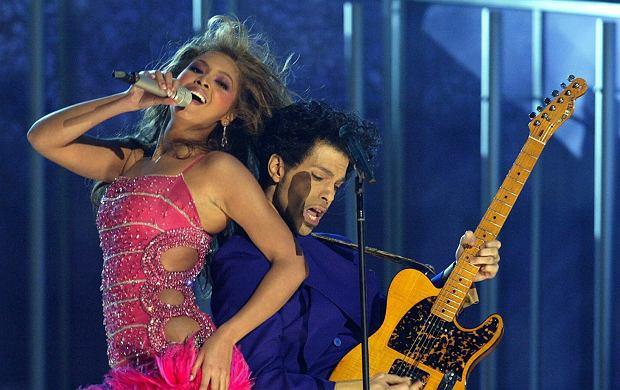 Beyonce & Prince