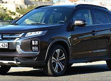 Znaleźliśmy najtańszą wersję Mitsubishi ASX. Co można mieć w crossoverze za rozsądne pieniądze?