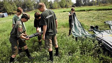 Podejrzany o zabójstwo Holender bywał instruktorem na polskich obozach harcerskich. Zdjęcie ilustracyjne