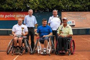 Intensywny weekend dla płockich tenisistów