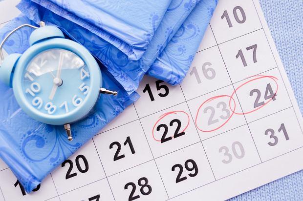Okres co 2 tygodnie - czy jest się czym martwić?