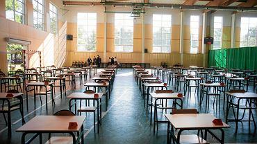 Sala egzaminacyjna (zdjęcie ilustracyjne)