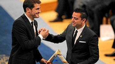 Casillas i Xavi