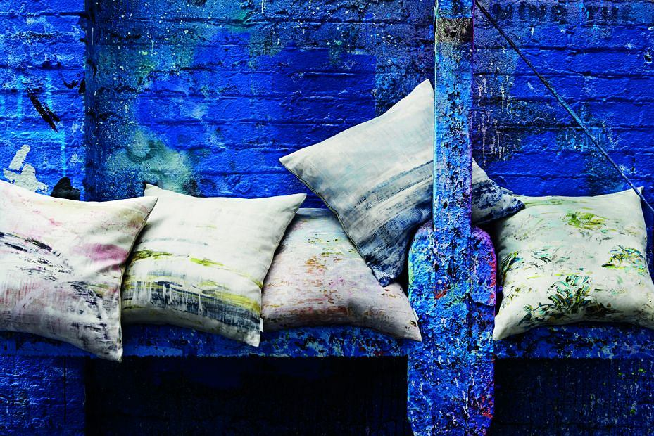 Poduszki z kolekcji Desire, 420 zł, Black Edition, www.decodorebasic.pl