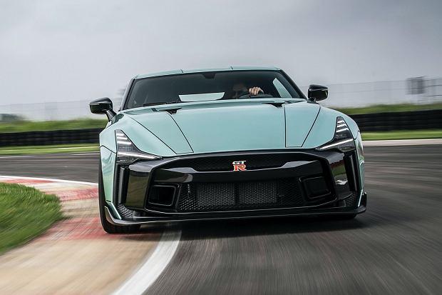 Już jest nowy Nissan GT-R50. Kosztuje prawie milion euro i będzie tylko 50 sztuk