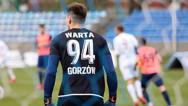 Sobota, 24 kwietnia 2021 r. Piłkarska trzecia liga: Warta Gorzów - Zagłębie II Lubin 1:2 (1:1)